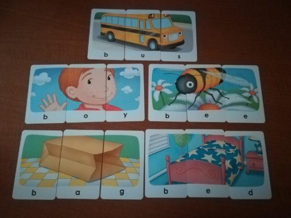 cards B